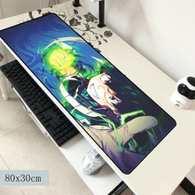 Mousepad Keyboard Gamer Gaming-Accessories Academia 800x300x2mm-Mats My-Hero Domineering