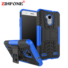 ZTE Blade V6 Plus / V7 Lite/Blade A2 Case 5.0 inch PC + Silicone Rugged Combo Anti Shock 3D Armor Lite - ZIHFONE Store store