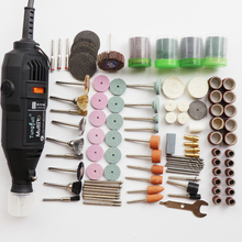 Dremel Style Electric Tungfull grinder Tools +161 pc kit, Mini die grinding tools, factory price