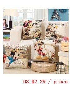Hot sale Lovely cat decorative cushion covers for sofa car office Chair cushion cover 45x45cm pillow cover free shipping