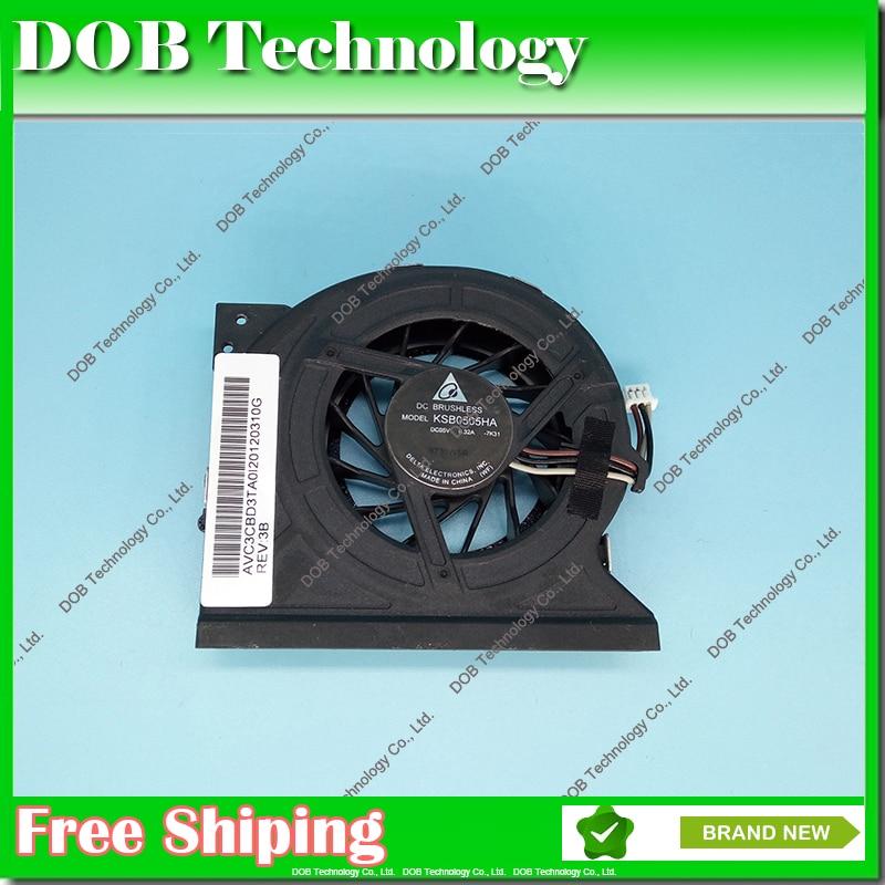 For Toshiba Satellite P300D-220 CPU Fan