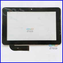 "Black New 7"" inch capacitive touch screen digitiger touch panel for Ainol Novo 7 Aurora II 2 7087 tablet pc 300-L3666B-B00 V1.0"