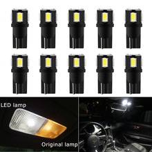 10x AUXITO T10 W5W 194 168 Car Interior Light For Mitsubishi Asx Lancer 10 9 Outlander Pajero Dodge RAM 1500 Journey Charger(China)