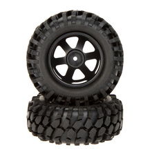 Buy 4Pcs 1/10 Climber Off-road Car Wheel Rim&Tire 210041 f Traxxas HSP Tamiya RC Car for $34.08 in AliExpress store