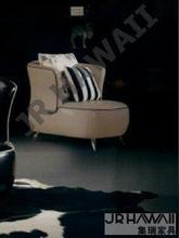 JIXINGE high quality Barcelona chair , metal chair,living room chair in leather covering genuine real leather sofa chair
