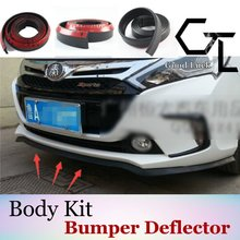 Car Body Modification Parts / Auto Front Lip / Fashion Style For BYD /   Anti-Scratch / Bumper Lip / High Quality