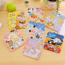 50pcs/pack Japan Kawaii Cartoon Animal friends sticker pack hot sell deco Diary stickers Nice gift office school supplies(China)