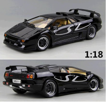 High simulation high quality models,1:18 scale alloy SV ghosts,Collection car model,free shipping