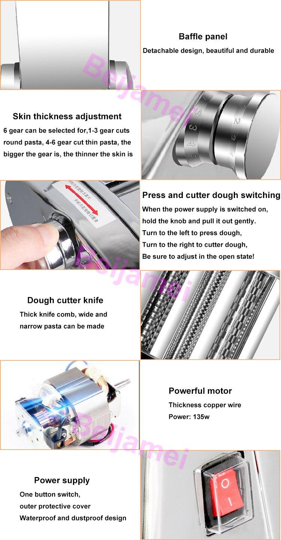 pasta machine details