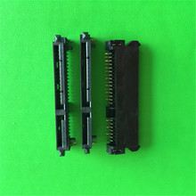 1000pcs Sata7 + 15 Wiring Connector 22 Pin Female Socket H4.2 Mm Hairtail Chajiao Smt Spot