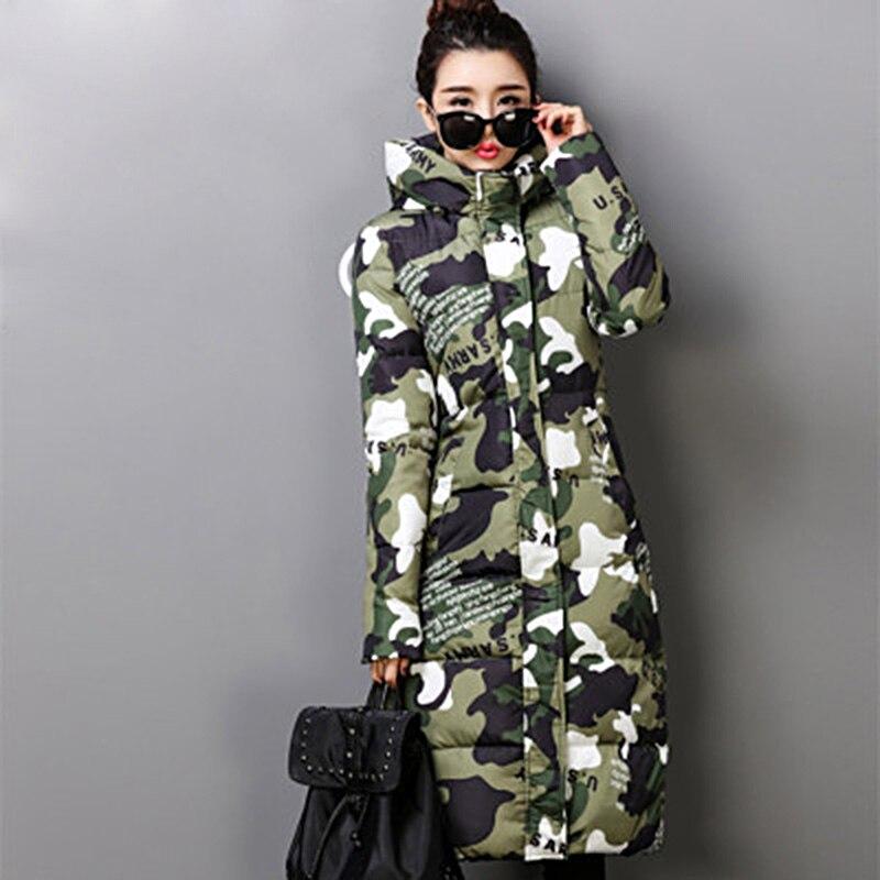 BONJEAN Fashion Winter Jacket Women 2017 Print Thick Warm Female jacket Cotton coat parkas plus size jaqueta feminina invernoÎäåæäà è àêñåññóàðû<br><br>