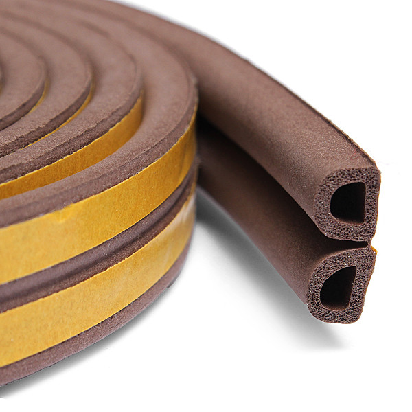 Useful-1pc-5m-Self-Adhesive-D-Type-Doors-and-for-Windows-Foam-Seal-Strip-Soundproofing-Collision (5)