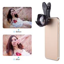Buy APEXEL Professional phone Lens 2.5X HD SLR Telefon telescope camera lens bokeh Portrait iPhone6S 7 Xiaomi Android smartphone for $23.09 in AliExpress store