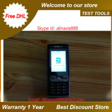 Telecom Parts equipment k800i , support tems pocket and tems drive test