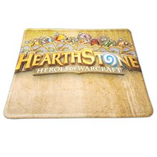 Special Offer Hearthstone Style Gaming Mousepad Computer Laptop Keyboard Rubber Mousemat to Gamer  Speed Optical Mice Mat