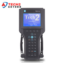 DHL Free GM TECH Scanner Main Unit and VCI Module For GM Tech2 Vetronix for GM Tech2 Accessory Auto Diagnostic Tool Code Scanner