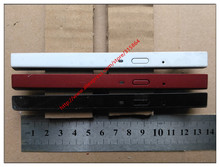 new laptop drive cover for DELL 5458 5459 5455 3458 3459 black/red/white color