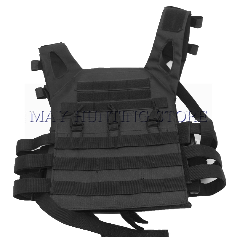 Tactical Hunting Airsoft JPC Vest Plate Carrier Ammo Body Armor Molle Loading Bear Shooting Army Clothes Vests Accessories Gear<br>