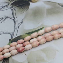 Rice shape Riverstones loose beads 5x8mm DIY 15 inches Color options selected fit women jewelry making bracelet&necklace(China)
