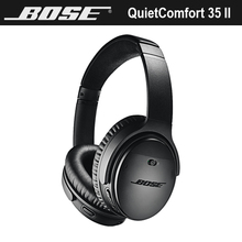 BOSE QuietComfort 35 II Wireless Bluetooth Noise Cancelling Headphones Music Headset Voice Assistant Quick Charge For Smartphone(China)
