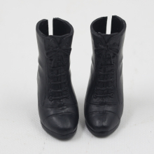 Blyth doll rubber black boots suitable for 1/6 Normal body and 1/8 Middie body Blyth(China)