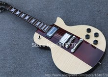 2017 new style custom LP electric guitar,solid mahogany standard LP guitar,Wholesale and retails