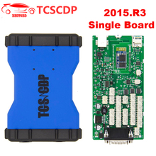 TCS CDP PRO 2015.R3 / 2014.R2 with Free Keygen Single PCB Board Car / Truck Diagnostic-tool DS CDP / Multidiag Pro / WOW