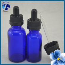 small perfume glass bottle 30ml glass dropper bottles with Childproof cap  e  liquid bottle Essentail oil bottles