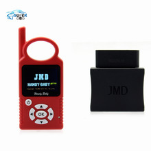 Free shipping V7.0 Handy Baby Hand-held Car Key Copy Auto Key Programmer for 4D/46/48 Chips Plus JMD Assistant OBD Adapter(China)