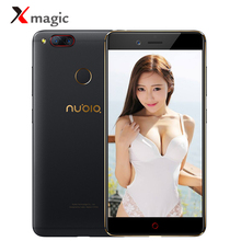 Global Firmware ZTE Nubia Z17 Mini 4GB/6GB RAM 64GB ROM Mobile Phone Snapdragon Cellphone Dual Camera FDD LTE 4G NFC Support OTA(China)