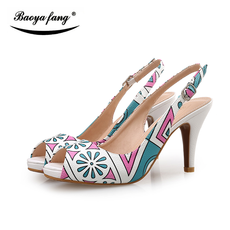 New Sexy Summer sandals Big size 43 Peep Toe nightclub women shoes 8cm/18cm high heels princess shoes platform shoes<br>