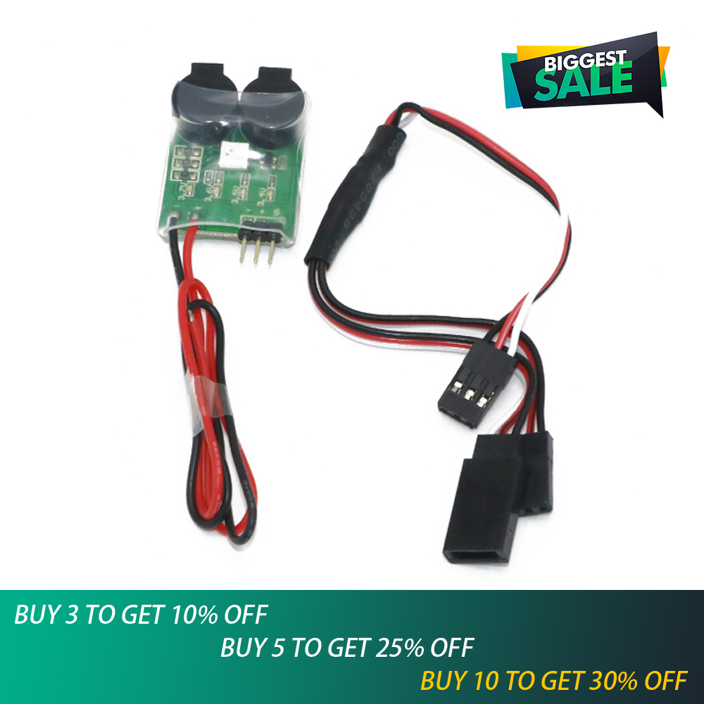 3S 11.1V Lipo Battery Voltage Display Tester For RC Models