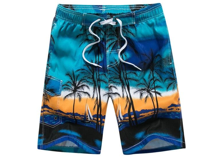 17 Hot Summer Mens Board Shorts Fashion Printed Beach Shorts Men 10