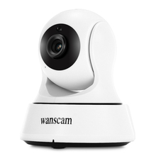 Wanscam Wireless Mini IP Camera WIFI 720P Night Vision CCTV Camera Home Security Surveillance Camera Baby Monitor