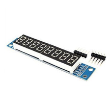 1PC MAX7219 Digital Tube Display Integrated Circuits Digital Tube Display Electronic Components Control Module(China)