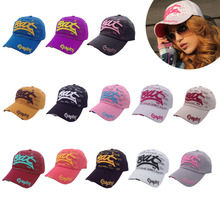 12 colors Cotton Mens Hat letter Bat letters printed cap unisex Women hats baseball cap