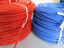 1meter Red Black Blue12# 10# 12AWG 10AWG Heatproof Soft Silicone Silica Gel Wire Connect Cable For RC Model Battery Part