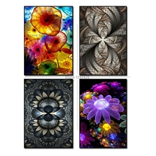 5d diamond embroidery Flower diamond painting cross stitch icon needlework rhinestones mosaic kit seasonic(China)