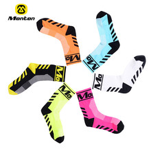 New arrived High quality sport socks Breathable Road Bicycle Socks Quick-Dry Mountain Bike Socks Hot Sale Racing Cycling Socks(China)