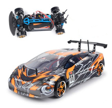 HSP high speed 94123 1:10 Rc drift car 4wd electric flying fish drifting