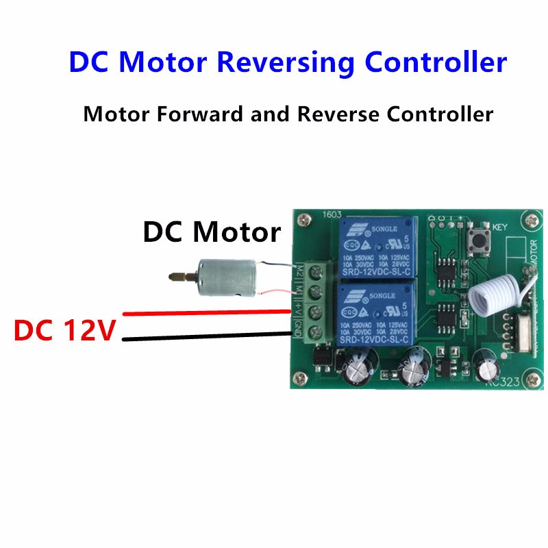 QIACHIP-433Mhz-Wireless-RF-Switch-DC12V-Relay-Receiver-Wireless-Remote-Controls-For-DC-Motor-Forward-and
