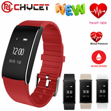 A86 Smartband Heart Rate Blood Pressure Watches Pulse Monitor Smart Band Fitness Bracelet Activity Tracker Wristband Pedometer(China)