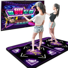 Double dance mat HD TV computer interface dual-thick cut fruit diet somatosensory PK dancing blanket Revolution Game consoles