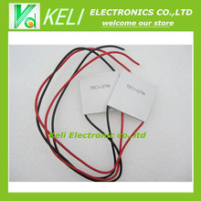 1PCS/LOT TEC1-12706 12706 TEC Thermoelectric Cooler Peltier 12V New of semiconductor refrigeration TEC1-12706