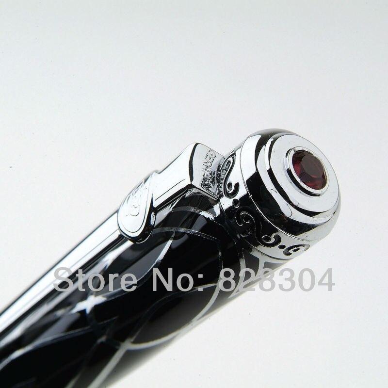Duke roller pen beautiful Ruby Office writing gift pen + original box Free shipping<br>
