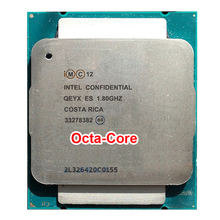 Engineering sample of Xeon E5-2630Lv3 ES QEYX CPU 1.8GHz E5 V3 2630LV3 2011 v3 LGA 2011-v3 Xeon v38 core 16 thread PROCESSOR 70W(China)