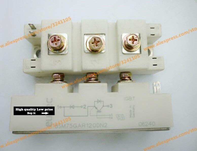 Free shipping NEW BSM75GAR120DN2 MODULE<br>