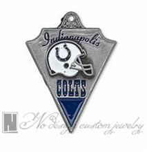 India Annapolis super bowl american football world championship contenders colts team charms chains dangle pendants  NE0947