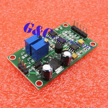 DC Microvolt/ Milivolt Voltage Amplifier Board AD620 Signal Amplifier Adjustable(China)