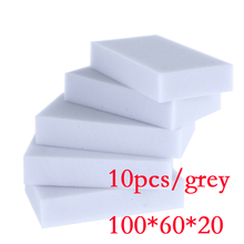 30 pcs/lot Gray Magic Sponge Eraser Melamine Cleaner,multi-functional Cleaning 100x60x20mm Wholesale & Retial